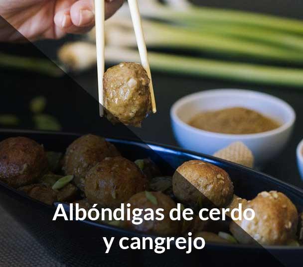 albondigas-cerdo-cangrejo
